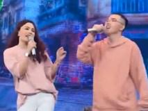 Hai mẹ con hát rap cực chất trong Gia đình song ca