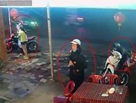 Ba thanh niên dàn cảnh cướp xe máy trước mắt nữ nhân viên quán ăn ở Sài Gòn