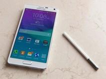 Hết Note7, Samsung lại gặp biến cố với pin trên Note4