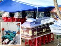 Nạn nhân bị thương trong vụ nổ bom 6 người chết phải cắt cụt 2 chân, bác sĩ yêu cầu bỏ 2 mắt