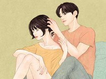 Truyện tranh: Chàng trai nghèo đi qua giông bão vẫn đối đãi với bạn gái bằng cả tấm chân tình