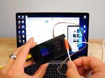 Thiết bị Trung Quốc giá 500 USD này có thể phá khóa mật khẩu iPhone của bạn