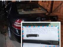 Đỗ nhờ xe trước cửa nhà người khác, khi quay về tài xế nhận được phản hồi bất ngờ