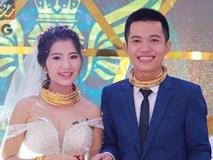 """Vàng đeo """"gãy cổ"""" trong đám cưới, chủ rể bất ngờ lên tiếng"""
