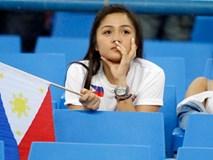 Công Phượng ghi siêu phẩm: Fan nữ xinh Philippines ngẩn ngơ