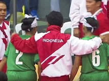 Cả đội cầu mây Indonesia bỏ thi đấu Sea Games 29 vì trọng tài xử ép