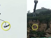 Hào hứng nhảy bungee, cô gái 17 tuổi rơi thẳng xuống sông ở khu thắng cảnh nổi tiếng