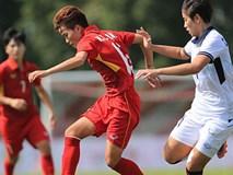 Mất bàn thắng vì cột dọc, ĐT nữ Việt Nam hòa đáng tiếc trước Thái Lan