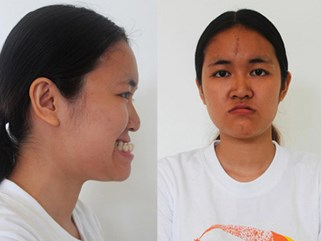 Từng bị gọi 'vượn chưa tiến hóa', cô gái xứ Thanh 'lột xác' ấn tượng