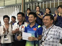 Đoàn Thể thao Việt Nam tạm xếp thứ 2 trên bảng tổng sắp huy chương Sea Games 29