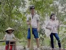 """""""Lạc trôi"""" phiên bản lầy lội khiến Sơn Tùng cũng phải chào thua"""