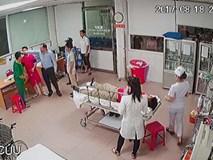 Nữ bác sĩ bị hành hung