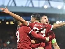 Liverpool vào vòng bảng, Anh có 5 đội dự Champions League