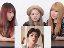 Loạt nam thần Việt Nam bị ba cô gái Hàn Quốc đem ra 'mổ xẻ' nhan sắc