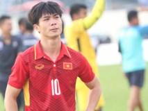 Công Phượng mắt đỏ hoe trong ngày U22 Việt Nam chia tay Sea Games 29