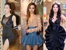 Phi Thanh Vân khoe vòng 1 'ngồn ngộn', Mlee mặc váy vóc rườm rà lọt top sao xấu tuần này