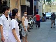 Hà Nội: Nữ cán bộ Y tế đi phun thuốc phòng chống SXH bị dân đánh rách miệng