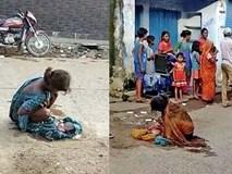 Sự thật phẫn nộ sau hình ảnh thiếu nữ 17 tuổi sinh con ngoài đường, cách trung tâm y tế chỉ 30m