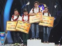 Đường lên đỉnh Olympia 2017: Nhật Minh giành vòng nguyệt quế với 300 điểm