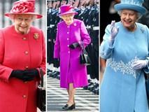 Lý do Nữ hoàng Elizabeth II luôn mặc đồ màu nổi