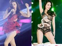 Càng yêu nồng nhiệt, mỹ nhân Việt càng sexy trên sân khấu