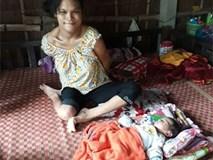 """Gần 120 triệu đã được chuyển đến cho gia đình """"người mẹ điên"""" chăm con gái sơ sinh 10 ngày tuổi"""