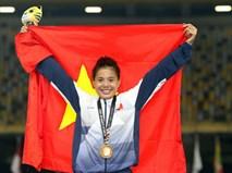 Nguyễn Thị Huyền và bí mật đằng sau vinh quang ở Sea Games 29