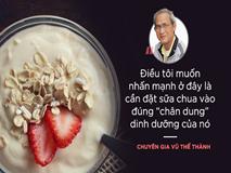 Sự thật về sữa chua ở Việt Nam: