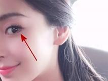 Dán mi dưới chệch, thủ thuật được Angela Baby và nhiều sao Hoa ngữ áp dụng để có đôi mắt to tròn long lanh