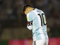 Messi tịt ngòi, Argentina hòa không bàn thắng trên sân của Uruguay