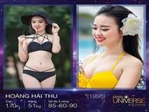 """""""Hoa hậu Hoàn Vũ Việt Nam 2017"""" chưa chính thức diễn ra nhưng đã chứng kiến màn so kè nhan sắc cực hấp dẫn!"""
