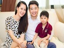 MC Dương Thùy Linh: 'Con trai tôi được hưởng nhiều thứ không thua Hoàng tử George'