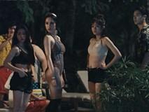 Vừa hôn Rocker Nguyễn, Angela Phương Trinh lại 'lên giường' với Hữu Vi trong tập 2 'Glee'