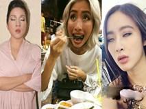 Muôn biểu cảm hài hước của sao Việt khi bị chụp lén khiến fans cười không ngớt