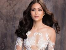 Hoàng Thùy: 'Tôi sẽ tiến xa ở Hoa hậu Hoàn vũ Việt Nam'