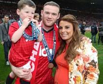 Coleen cân nhắc ý định ly dị Rooney