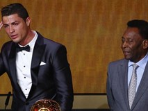 Pele thách thức Ronaldo ghi hơn 1.283 bàn thắng