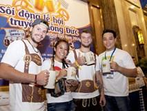 Oktoberfest- Lễ hội bia Đức danh tiếng giữa Sài thành