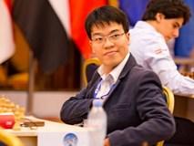 Lê Quang Liêm vào vòng 2 World Cup cờ vua 2017