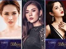 Sau Next Top, đến lượt dàn thí sinh The Face 'đổ bộ' Hoa hậu Hoàn vũ Việt Nam 2017
