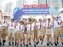 Tưng bừng ngày khai giảng trường Vinschool đầu tiên ở TP.HCM
