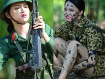 Sao nhập ngũ: Công khai loạt hình lạ chưa từng thấy của Hương Giang Idol khi đi lính
