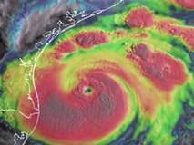 Sức mạnh hủy diệt của bão cấp độ 5