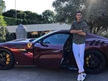 Ronaldo lại sắm thêm siêu xe giá hơn 10 tỷ đồng