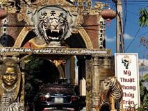 Ngôi nhà kỳ quái như 'hang động Ngưu Ma Vương' ở Hưng Yên