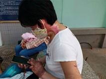 Cô gái bị chồng tẩm xăng đốt: