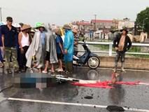 Đang đi xe đạp trên cầu, người phụ nữ bất ngờ bị sét đánh tử vong