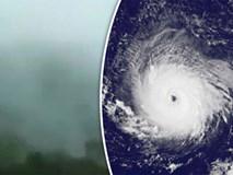 """Âm thanh lạ đáng sợ khi siêu bão """"quái vật"""" tràn qua Caribe"""