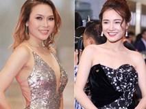 Những bóng hồng quyến rũ, gợi cảm tại thảm đỏ VTV Awards 2017