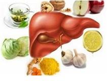 Gan là bộ phận thải độc rất quan trọng: Chịu khó ăn những loại thực phẩm này để bổ gan